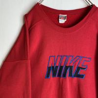 NIKE ナイキ 銀タグ ビンテージ スウェット 90's 刺繍 ロゴ