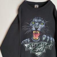 ARATIC CAT アークティック キャット 90's スウェット