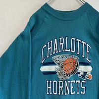 シャーロット ホーネッツ NBA トレーナー スウェット バスケ スズメバチ