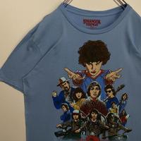 ストレンジャーシングス Tシャツ stranger things Netflix