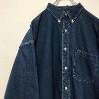 Ralph Lauren BDシャツ ビンテージ ラルフローレン デニムシャツ