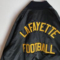ナイロンジャケット LAFAYETTE フットボール USA製 ビンテージ