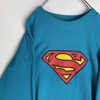 スーパーマン スウェット トレーナー ロゴ ワーナーブラザーズ オフィシャル