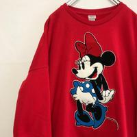 新品 ディズニー ミニー スウェット トレーナー Disney