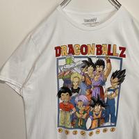 ドラゴンボールZ   Tシャツ メキシコ製 DragonballZ 悟空 鳥山明
