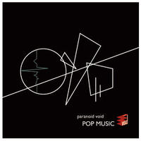paranoid void 1st mini album 『POP MUSIC』-CD-
