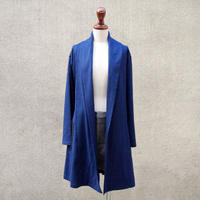 【SALE】1407-06-103 Wool Jersey Bi-Color Gown