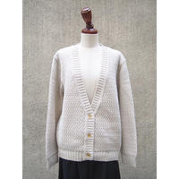 1310-07-101 Low Gauge Wavy Knit Cardigan