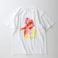 CA7AW-JE31A KATE TEE - STRETCHING(RED)