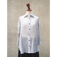 【SALE】50%OFF 1310-01-106 Silky Border Shirt