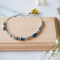 bluegray  mix  BRACELET