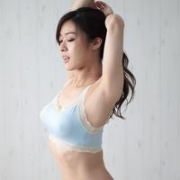 ◆日本製◆ リラクシングモダールソフトブラ/03500 Lサイズ