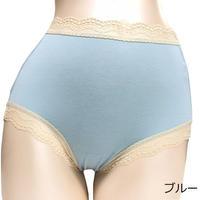 ◆日本製◆ リラクシングモダール深履きショーツ/03504 Lサイズ