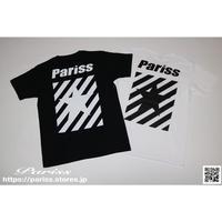 シークレットスターTシャツ【ブラック・ホワイト】