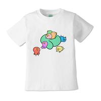 【Team.きんだいち】にじいろひよこ×PARK コラボTシャツ