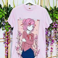【OMOCAT×DDLC】NATSUKI T-Shirt