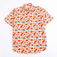 【宇宙サマー】TIGERRR HAWAIIAN SHIRT
