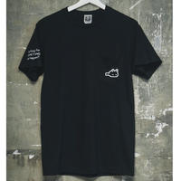 【OMORI】MEWO Pocket  T-Shirt【OMOCAT】