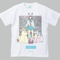 【思春期マーブル】恋ノケダモノ   かとうれい Tシャツ