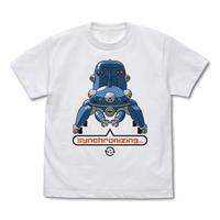 【COSPA】攻殻機動隊 タチコマと同期中 Tシャツ
