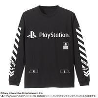 """【COSPA】袖リブロングスリーブTシャツ""""PlayStation"""""""