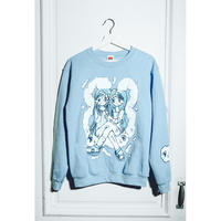 【OMOCAT×CHU NAP】FLUFie Sweater