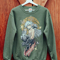 【OMOCAT】FOREST SPIRIT Sweater