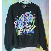 【OMORI】RELEASE ENERGY! Sweater【OMOCAT】