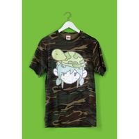 【OMOCAT】TURTLEHAT T-Shirt