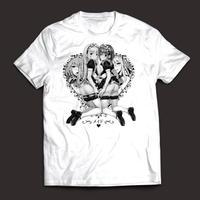 【FAKKU】Saitom Maids Tshirt