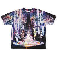 【二次元COSPA】魔法少女まどか☆マギカ 両面フルグラフィックTシャツ [魔法少女まどか☆マギカ]