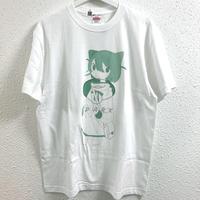 【ゆーきん】PARKのねこ Tシャツ(PARK限定)