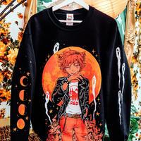 【OMOCAT】WOLFBOY Sweater
