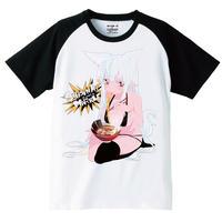 【思春期マーブル】真夏のラーメン あんのあーの Tシャツ