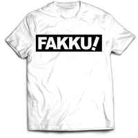 【FAKKU】FAKKU Black Bar Tshirt