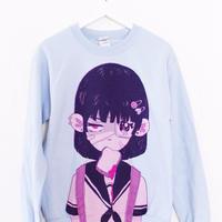 【OMOCAT】TOASTGIRL Sweater