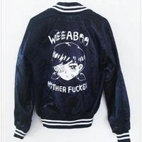 【OMOCAT】WEEABOO Sports Jacket