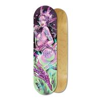 【FAKKU】Invasion Club  x FAKKU Skateboard
