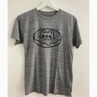 【平行】くまめ ドーナツTシャツ