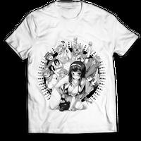 【FAKKU】Bosshi Girl T-shirt