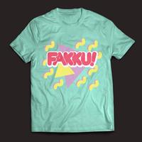 【FAKKU】FAKKU 80'sLOGO Tshirt