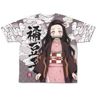 【COSPA】竈門禰豆子 両面フルグラフィックTシャツ  [鬼滅の刃]