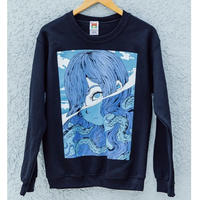【OMOCAT】UNDERWATER Sweater