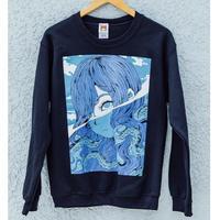 【OMOCAT】UNDERWATER Sweater