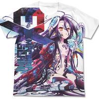 【二次元COSPA】シュヴィ フルグラフィックTシャツ [ノーゲーム・ノーライフ ゼロ]
