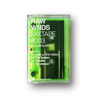 80KIDZ - RAW WNDS MIXTAPE #003 (Cassette Tape)