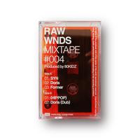 80KIDZ - RAW WNDS MIXTAPE #004 (Cassette Tape)