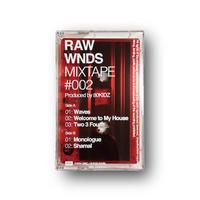 80KIDZ - RAW WNDS MIXTAPE #002 (Cassette Tape)