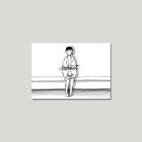 半袖 / TARP #02 収録作品 ⑥