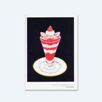 【 レビューあり 】くぼいともこ『Food illustration 2019-2020』